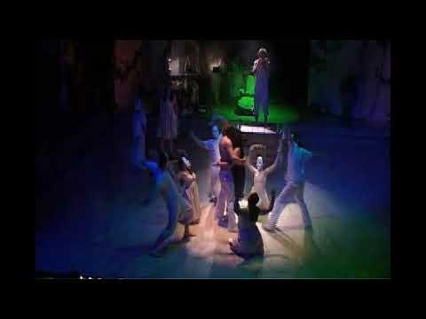 Medusa - Masks Scene