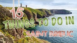 Top 15 Things To Do In Saint-Brieuc, France
