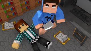 Minecraft: O SPOK ME MATOU  !! - ( Minecraft Murder)