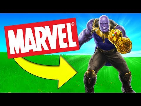 FORTNITE INFINITY GAUNTLET LIMITED TIME MASHUP RELEASE TIME! AVENGERS UPDATE!