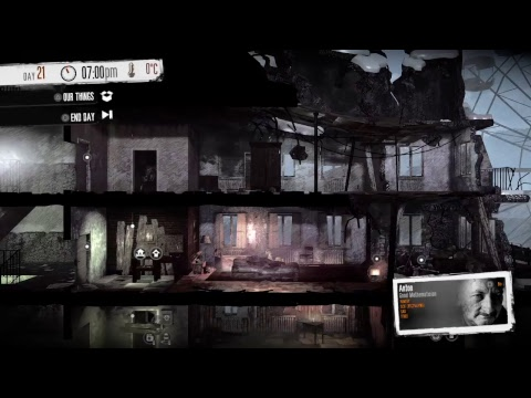 Katmeister's This War of Mine Chat Lounge06: Building Youtube Channel Creator Communit