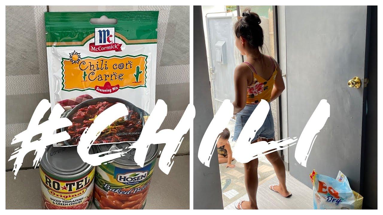 #Filipina Wife #1 Wants to Spend 50 Pesos ($1 USD) on New Daisy Duke Shorts! PLUS #Homemade #Chili