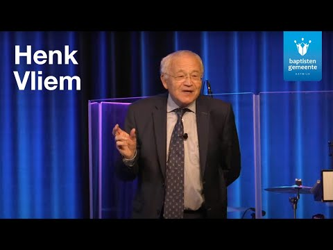 18-10 Eredienst - Henk Vliem (preek)