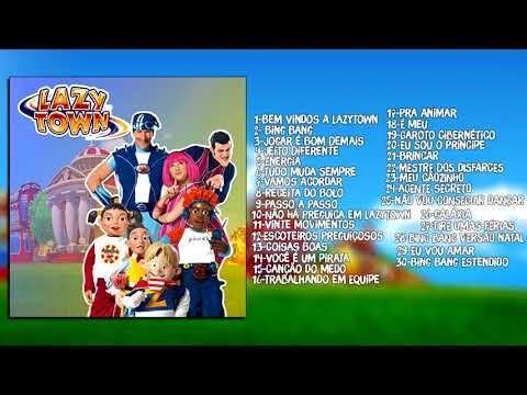 CD Não Há Preguiça em LazyTown Fan Made