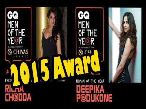 UNCUT: GQ Man Of The Year Award 2015 - Complete Full Show !!!