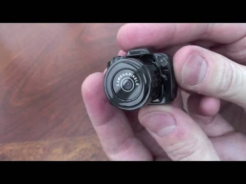 Safetynet Mini 720P Camcorder DVR Hidden Web Cam!!