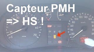 Capteur PMH HS (Point Mort Haut) - Renault Clio 2