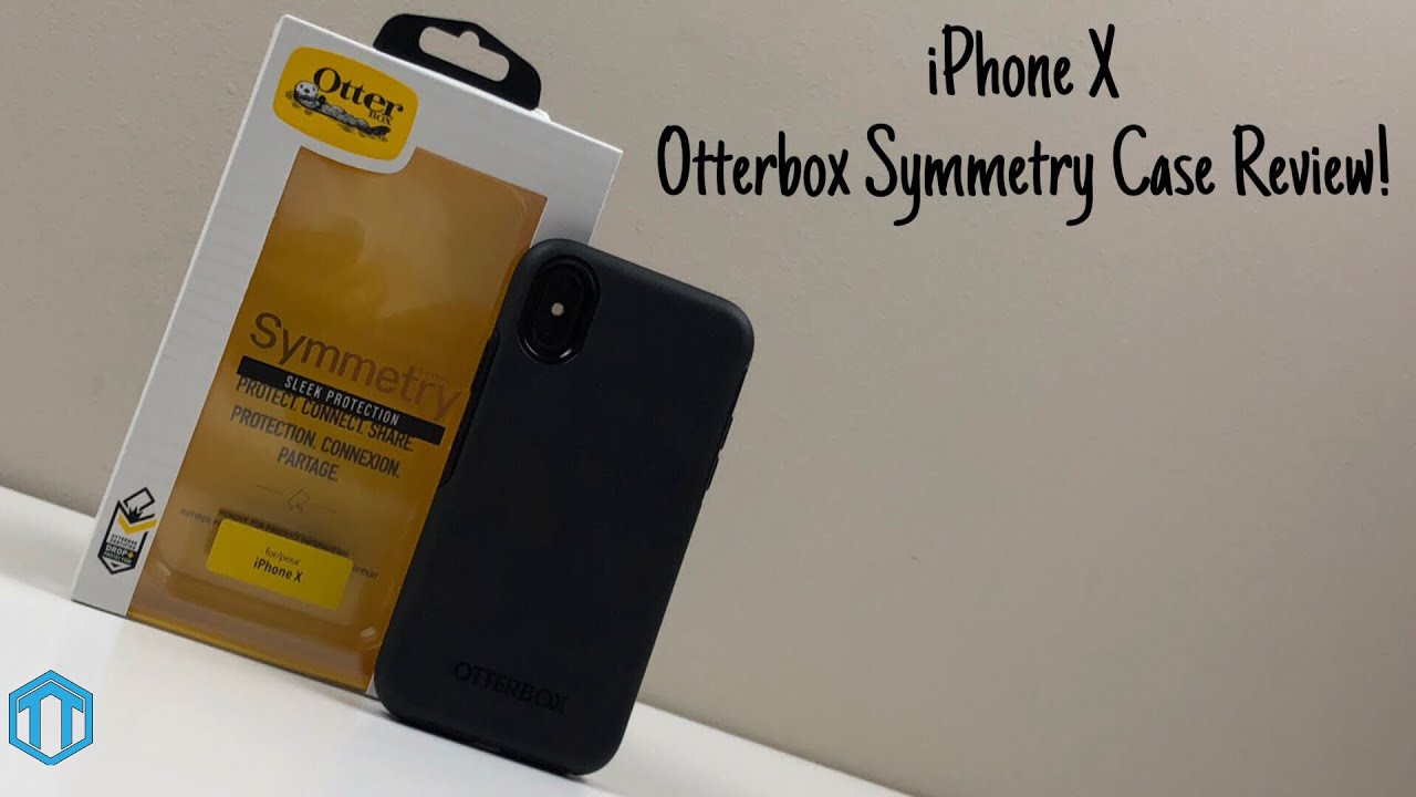 ad1b90571f47bf iPhone X Otterbox Symmetry Series Case Review! - YouTube