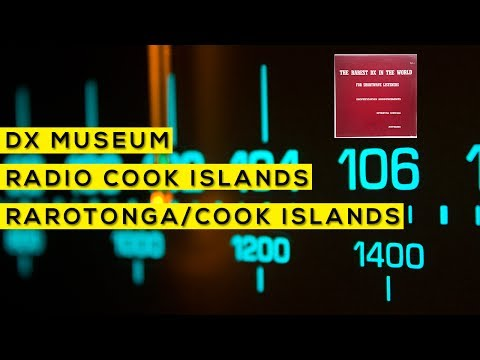 Os DX mais raros do mundo - Radio Cook Islands