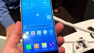 Merhaba arkadaşlar, A serisinin yeni üyesi olan Samsung Galaxy A9'u...