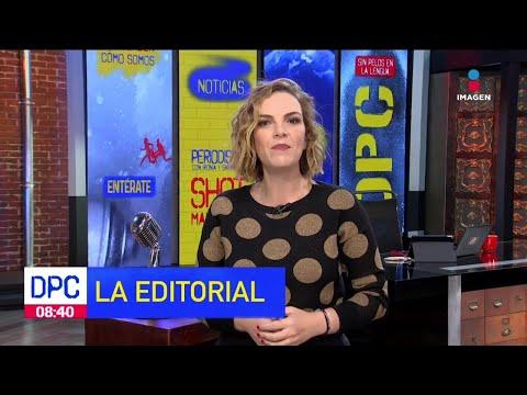 Rumores de la salida de Irma Eréndira Sandoval   La Editorial de Pamela   De Pisa y Corre