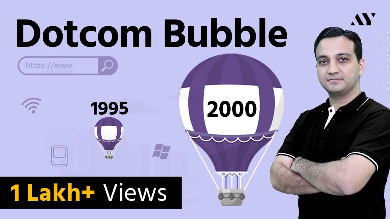 2000 Dotcom Bubble Burst & Stock Market Crash – Explained in Hindi