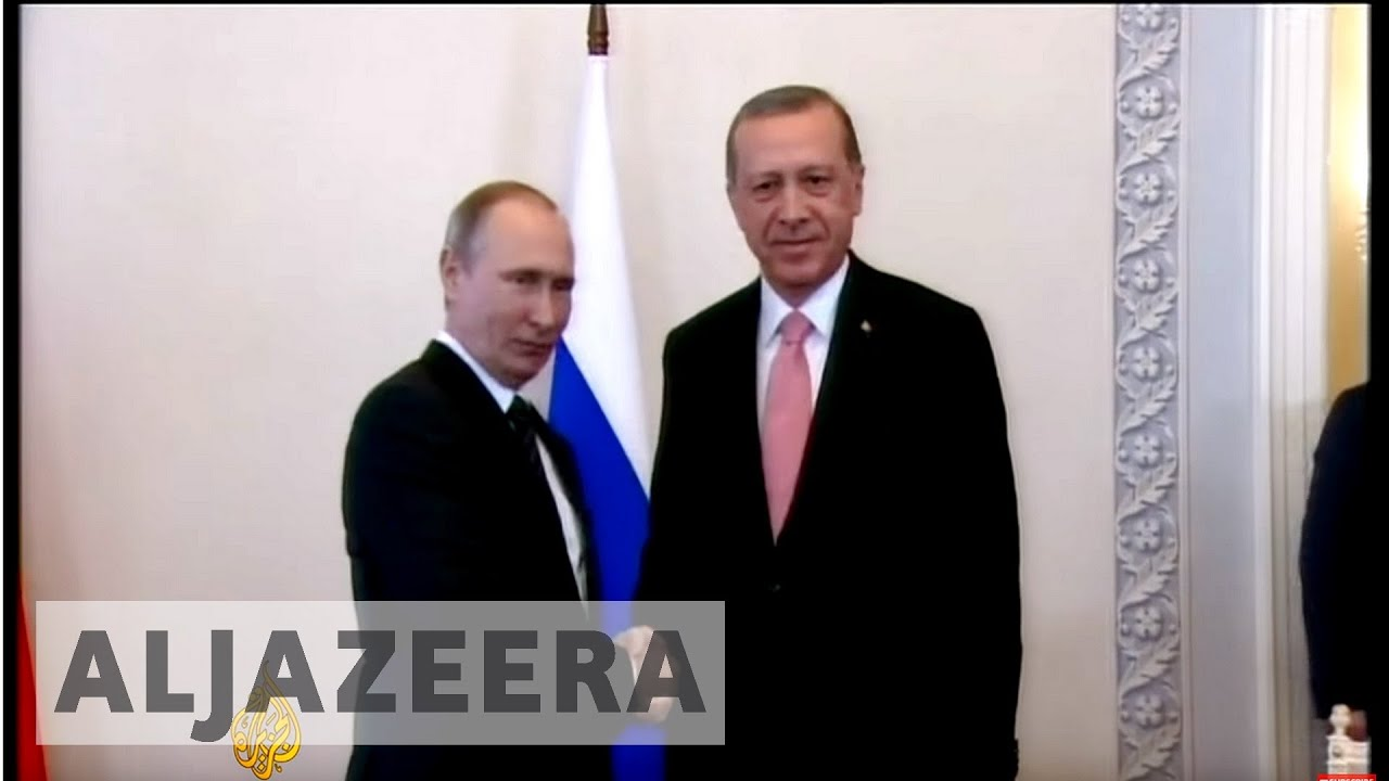 Turkey and Russia agree to cement ties