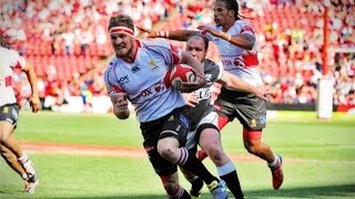 Cell C Sharks vs Golden Lions Currie Cup 2015