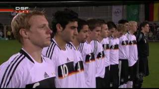 Robert Enke - moment of silence