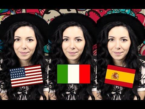 Come faccio i video in 3 lingue diverse ❤