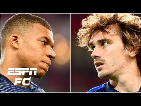 What has happened to France and Kylian Mbappe? | European Championship Qualifying