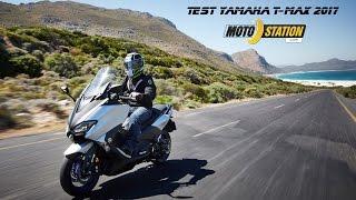 Essai Yamaha T-Max 2017