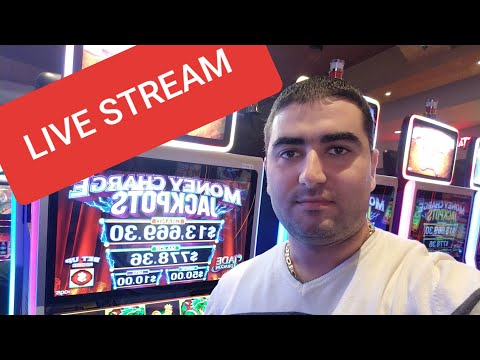 Live casino slots online