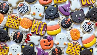 CUTE HALLOWEEN MINIS ~ Satisfying Video Compilation | THE GRACEFUL BAKER