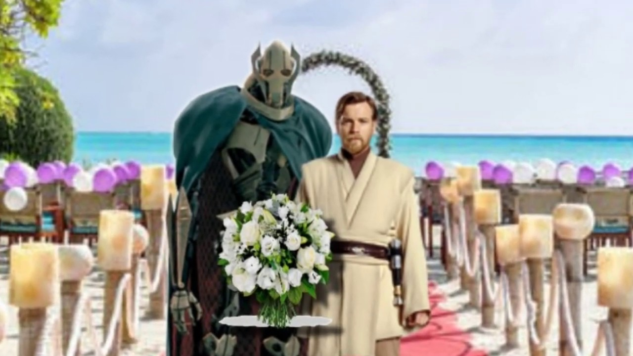 Kenobi has engaged General Grievous