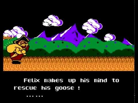 Felix The Cat By Dragon Co NES Rom + Download Links