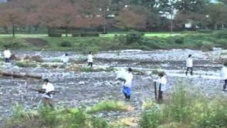みんなの動画 083 重信川清掃活動