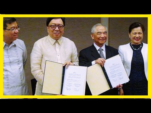 NEWS 24H - China unhappy as philippines signs investment deal with Taiwan