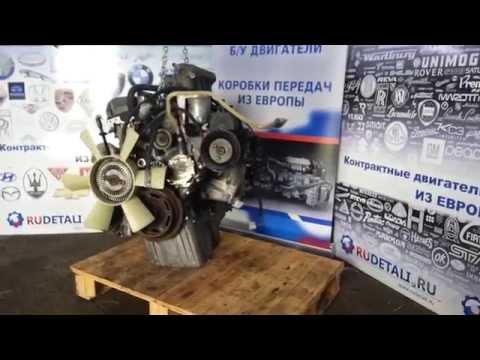 Тестированный б у двигатель 2.9 TD 602.980 из Германии Mercedes Sprinter Мерседес Спринтер HD