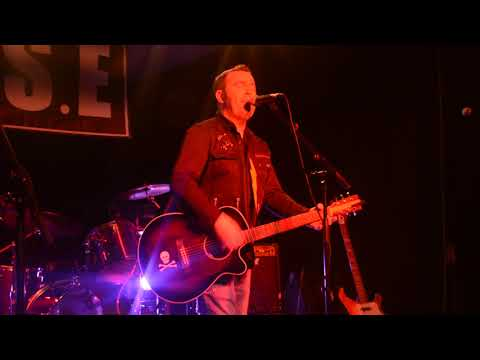Stiff little busker -big time@belfast 2017