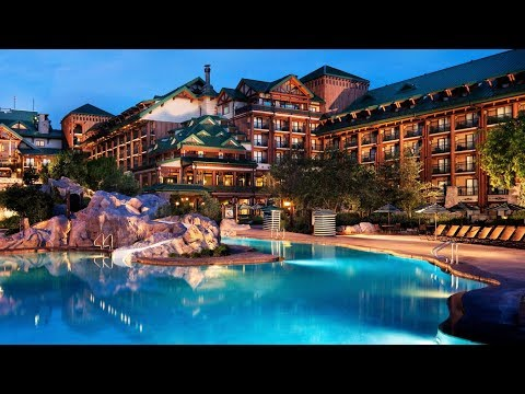 Walt Disney World | Disney's Wilderness Lodge Resort | BGM Loop