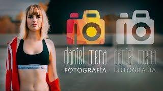 Marca de agua en fotos con Photoshop | hacer firma / logo de fotógrafo