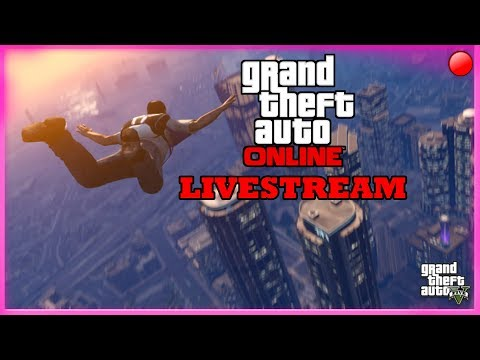 -GtaV Gameplay Live- Come Play // Making Money