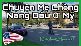 Mẹ Chồng Nàng Dâu Ở Mỹ - Journey to the US and Marriage Life