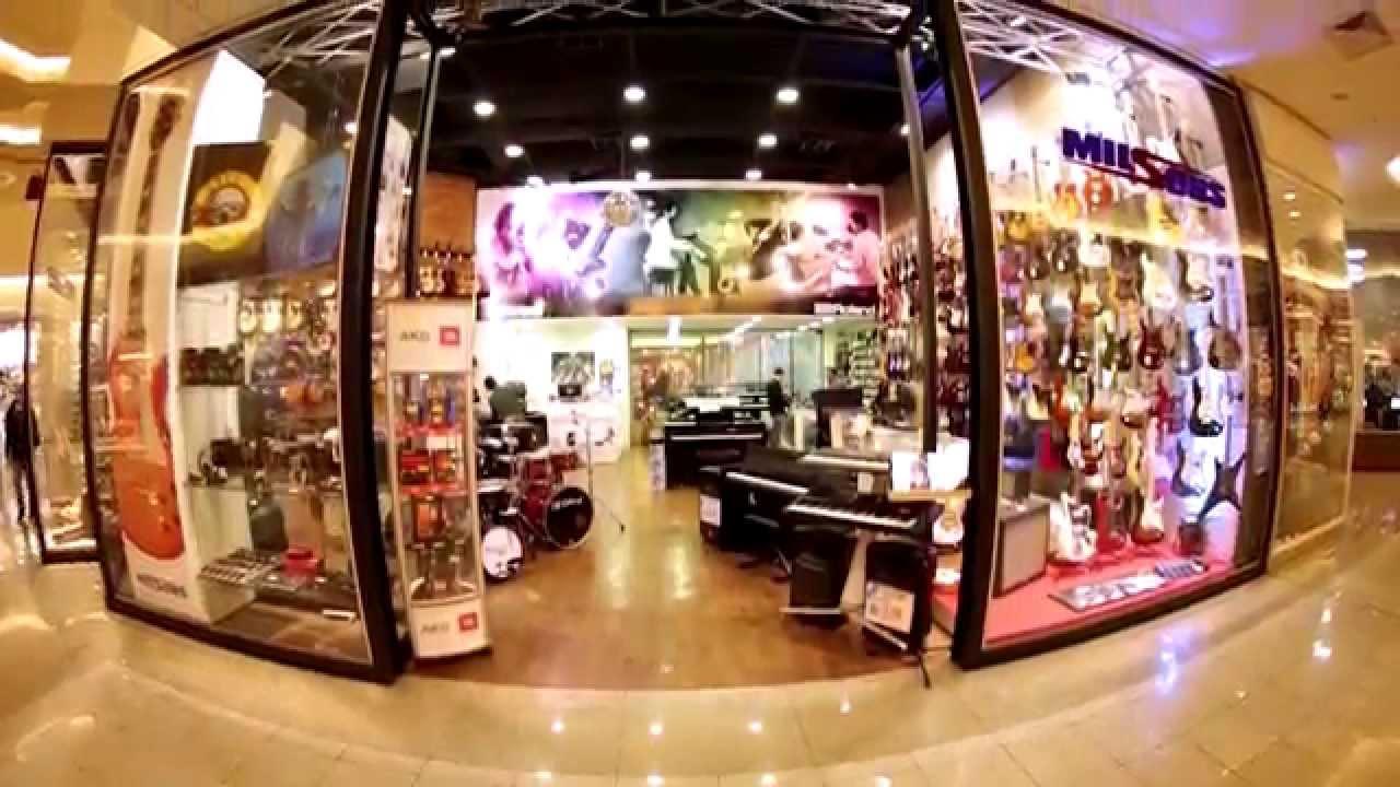 mil sons a maior rede de lojas de instrumentos musicais do brasil