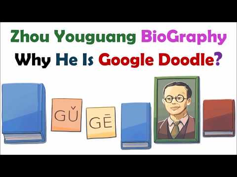 Zhou Youguang BioGraphy