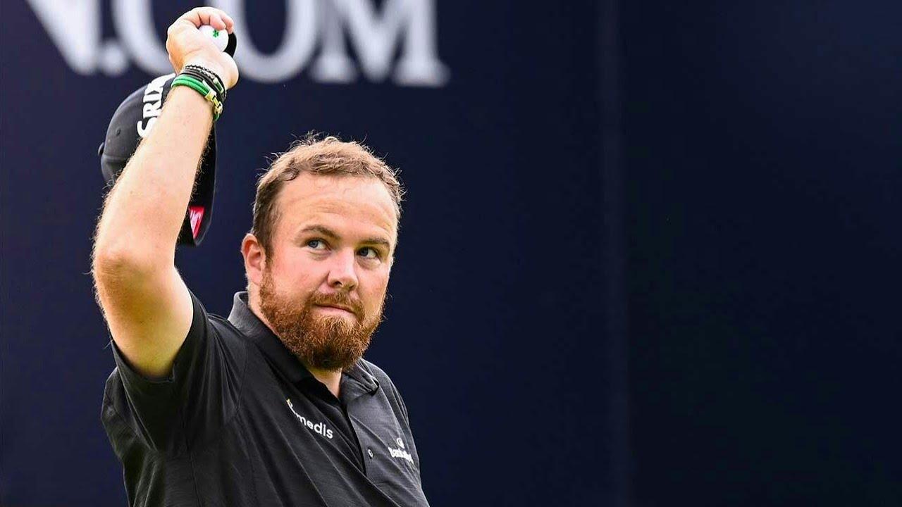 Irishman Shane Lowry wins British Open at Royal Portrush