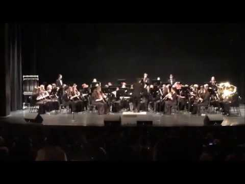 2019 Pre MPA Mortimer Jordan High School Symphonic Band