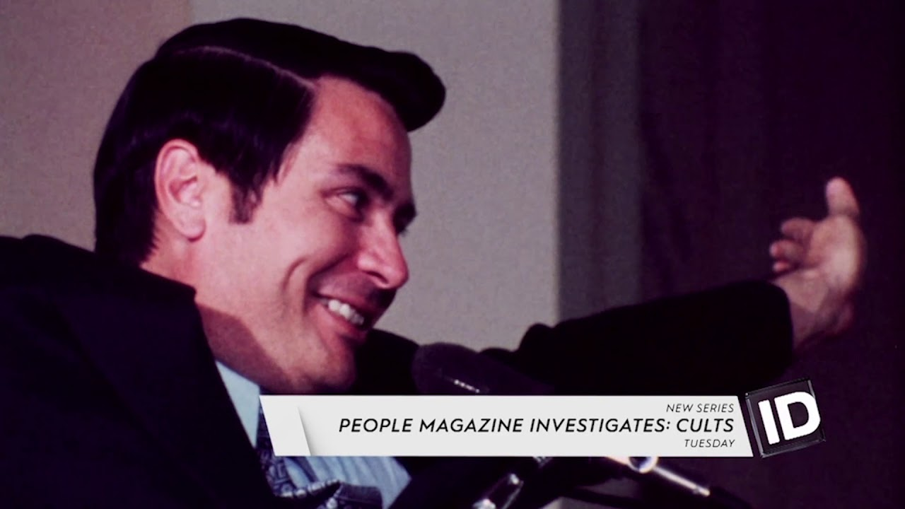 People Magazine Investigates Cults On Investigation Discovery Dstv