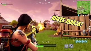 When a Crazy Indian Plays Fortnite  | Fortnite Funny Moments |