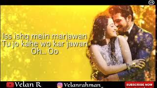 Top Hits -  Lirik Ishq Mein Marjawan Versi Perempuan