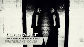 Don't Break my Heart Again - Whitesnake COVER - DIAMANTE - hard rock cover band from Brescia IT