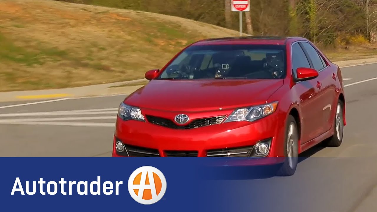 2013 Toyota Camry   Sedan | Totally Tested Review | AutoTrader   YouTube