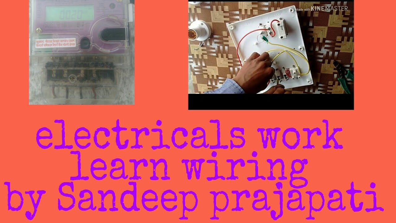 House wiring main board switch connection with mcb in hindi by house wiring main board switch connection with mcb in hindi by sandeep prajapati asfbconference2016 Images