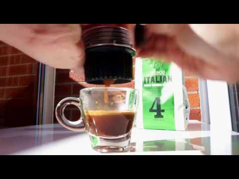 Simpresso Ground Coffee Recommendation Tesco Italian Blend Ground Coffee