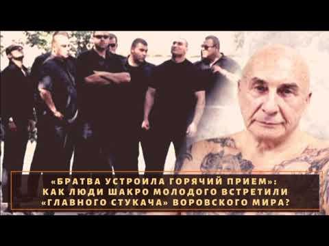 """""""Шакро Молодой"""" и его люди устроили прием вору в законе """"Биба"""""""
