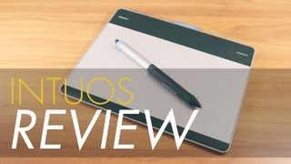 Wacom Intuos Pen and Touch Review CTH480