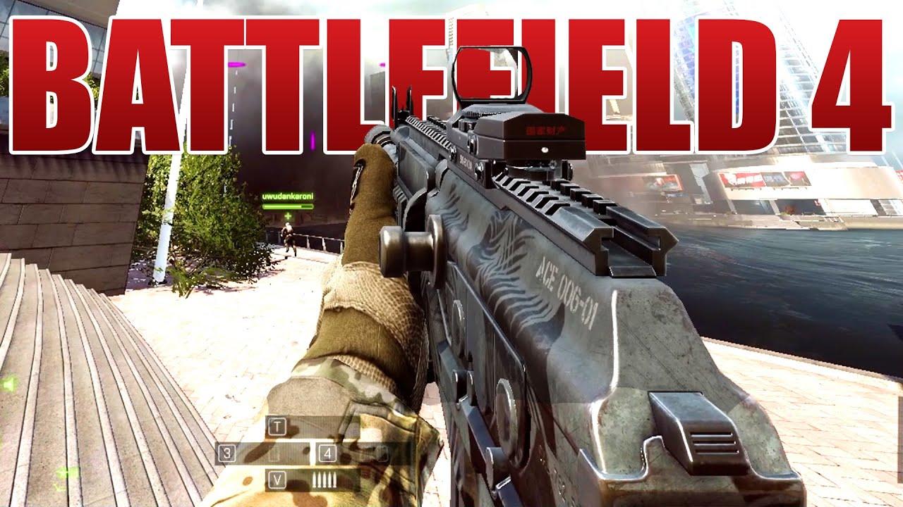 Battlefield 4 in 2021