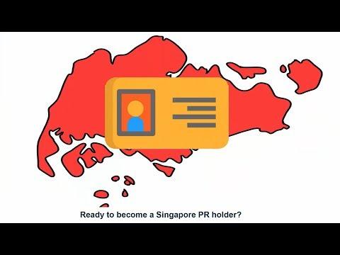 Singapore Permanent Residence - Singapore PR Application Services