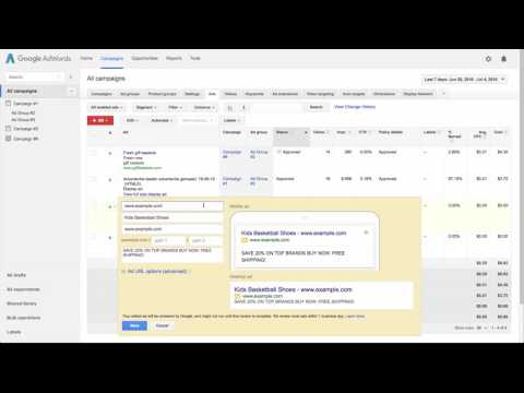 How to fix a disapproved ad in AdWords